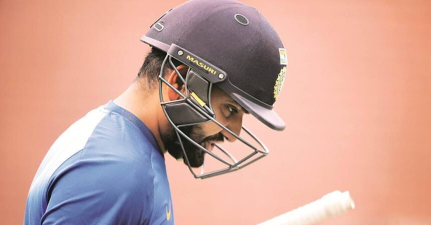 Hamstring getting better, keeping fingers crossed for Australia: Rohit Sharma