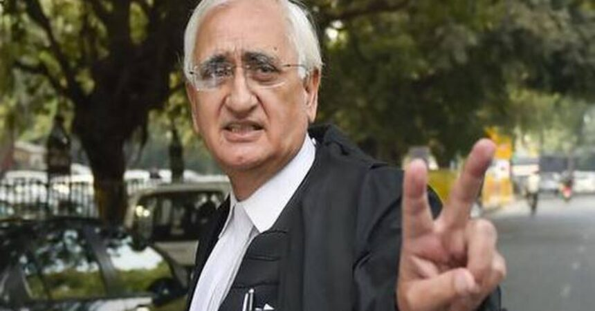 No leadership crisis in Congress; support for Sonia, Rahul apparent to 'anyone not blind': Khurshid