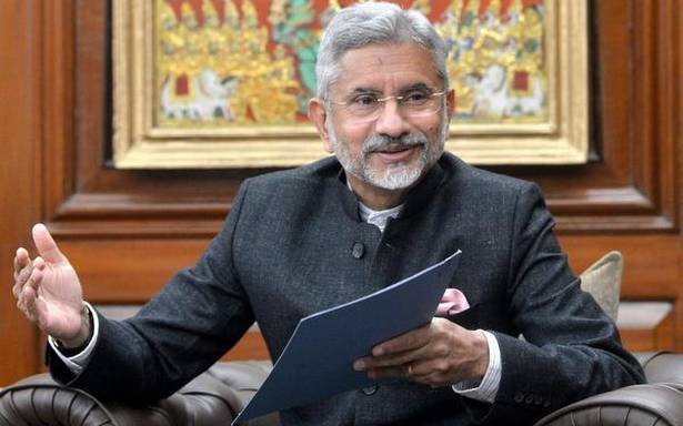LAC standoff | India will not accept less than bottom line in talks with China, says Jaishankar