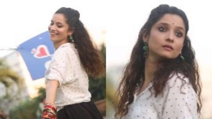 Ankita Lokhande remembers Sushant Singh Rajput with his song from Kai Po Che on Makar Sankranti