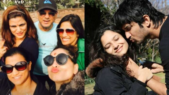 Ankita Lokhande reminisces old days, shares pic with Sushant Singh Rajput's family from Patna trip