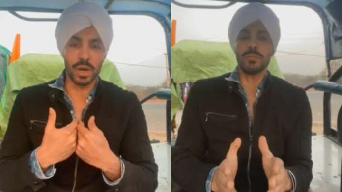 Farmers' Protest: Who is actor Deep Sidhu?