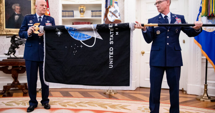 Five Takeaways From the Developing Space War Between China and the U.S.