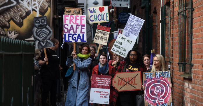 Group Takes Legal Action Over Lack of Abortion Services in Northern Ireland