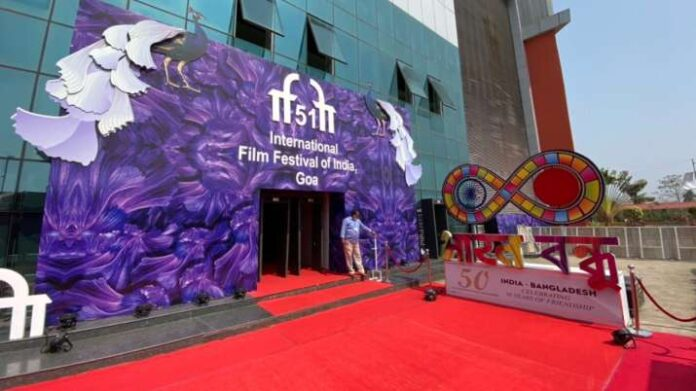 IFFI: Hybrid-mode movie gala concludes with Danish film 'Into the Darkness' winning top honour