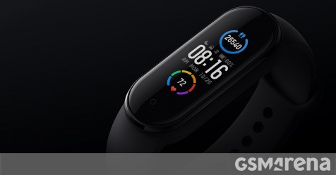 Leak: Xiaomi Mi Band 6 will have a GPS receiver, reworked UI, smart home features and more