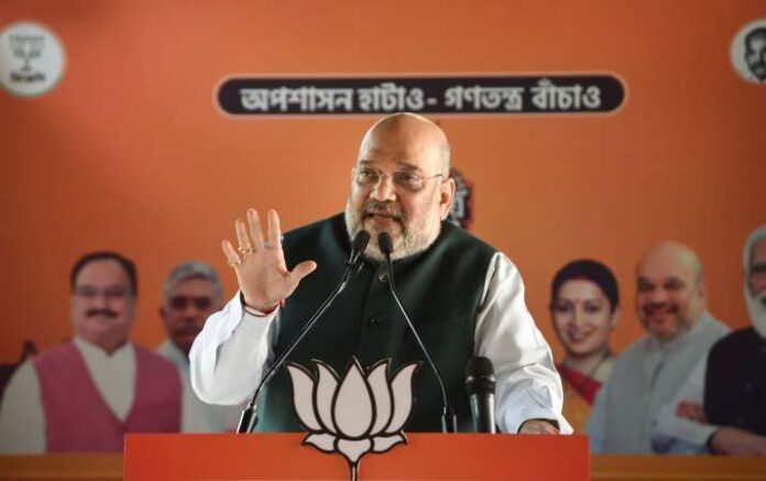 No one except Mamata will be left in TMC: Amit Shah