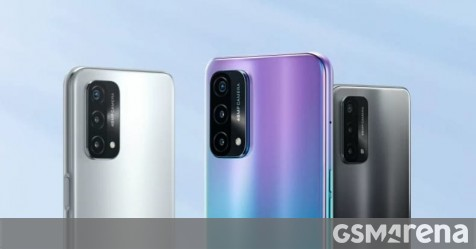 Oppo A93 5G listed on Chinese retailer's website with 90Hz display