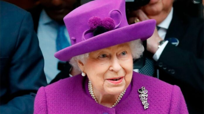 Queen Elizabeth is doing 'well' isolating, palace source says: It's 'the only slight rest she's ever had'