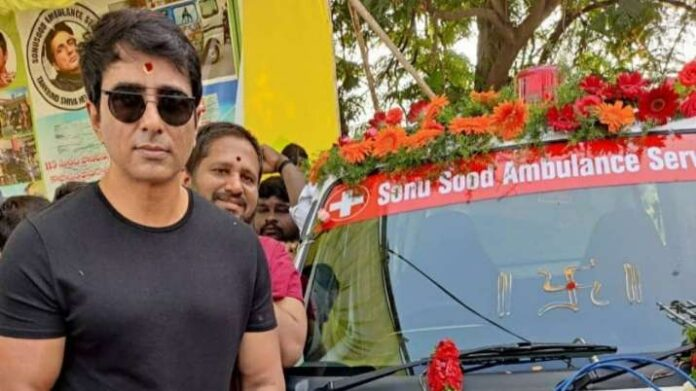 Sonu Sood on helping migrants: 'could do everything because wasn't associated with political party'