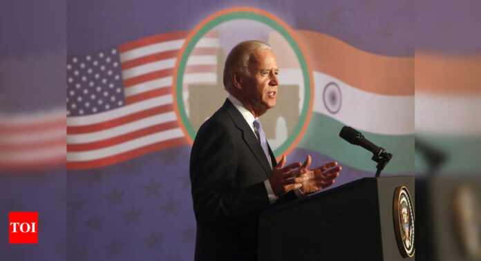 What India, China should expect from Biden administration | India News - Times of India