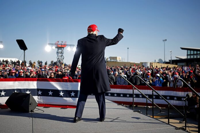 Key takeaways: With acquittal, Trump wins battle for the Republican soul