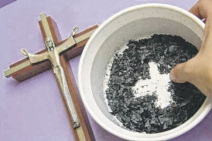 Ash Wednesday without ashes on foreheads: How area churches are celebrating tradition amid pandemic