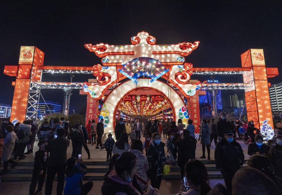 Low-key welcome to Year of the Ox as Lunar New Year festivities reined in