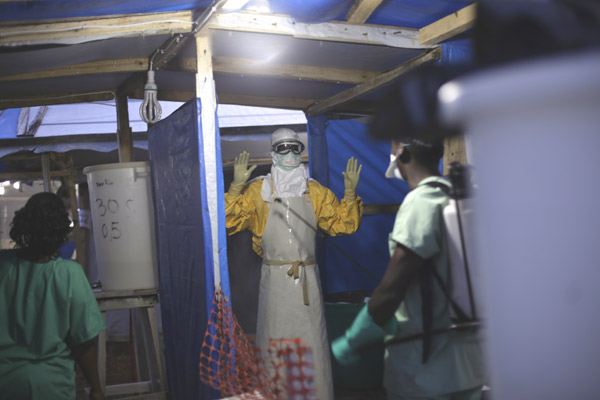 WHO alerts six African countries after Ebola outbreaks. Here's the list