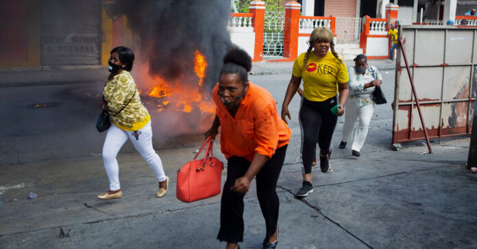 Haiti Braces for Unrest as President Refuses to Step Down