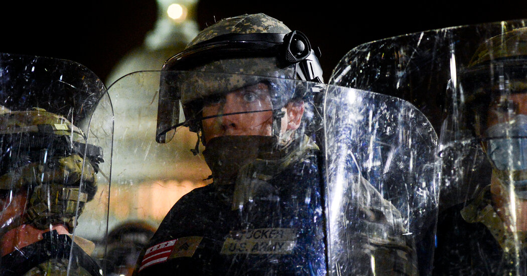 Muddled Intelligence Hampered Response to Capitol Riot