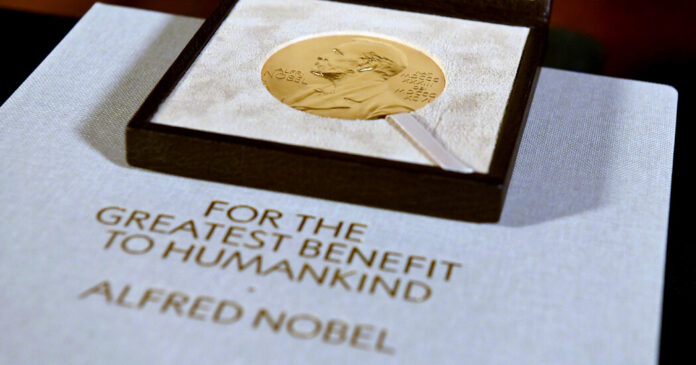 Nominated for a Nobel Peace Prize? Wait Until You Receive It to Brag