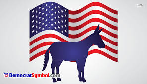 democrate party flag