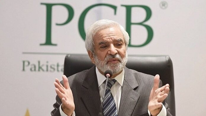 PCB Director Ehsan Mani SAID ; Will push for T20 World Cup's relocation in absence of visa assurance from India