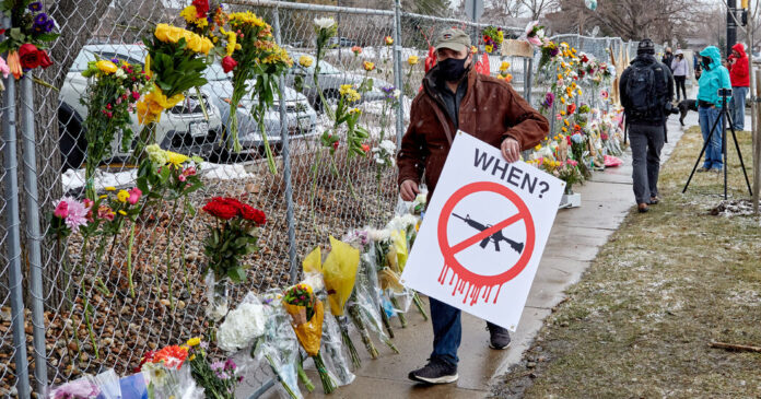 Five Facts About Gun Violence