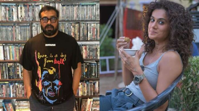 IT dept raids Taapsee Pannu, Anurag Kashyap, others in tax evasion probe; expected to continue