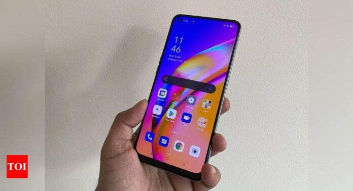 Oppo F19 Pro, F19 Pro+ 5G launched in India: Price, specs and all details - Times of India