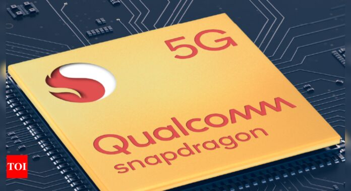 Qualcomm's new Snapdragon 780G 5G chip to make affordable smartphones more feature-rich - Times of India