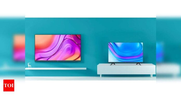 Xiaomi teases Redmi TV India launch - Times of India
