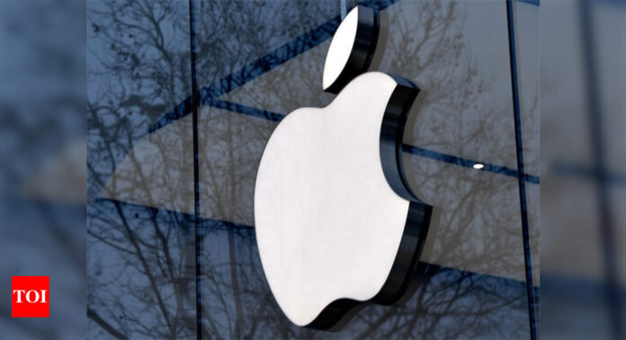 apple:  Apple AR-VR headset, AR glasses may arrive by 2025: Report - Times of India