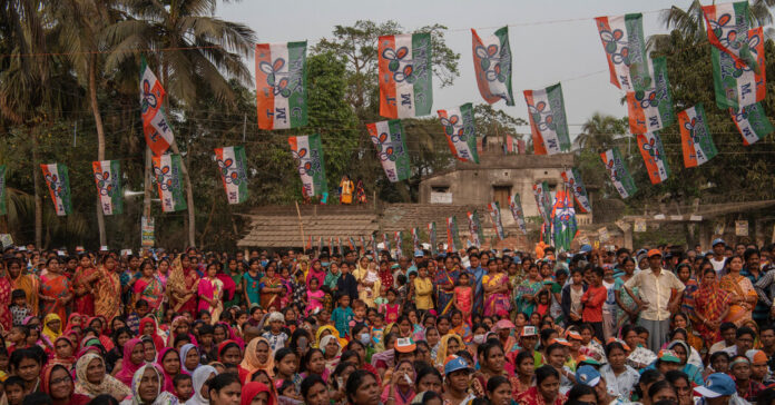 A Fierce Election Tests Modi's Campaign to Remake India
