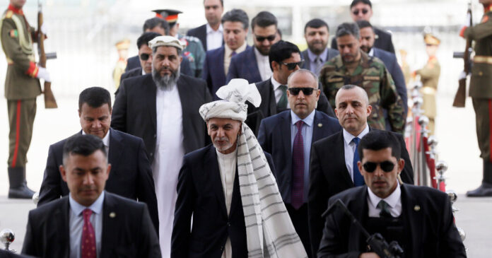 Afghan President in 'Desperate Situation' as His Power Is Undermined