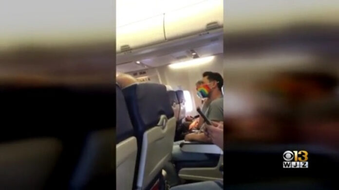 Baltimore County Man Says He Was Kicked Off Southwest Flight For Not Wearing Mask While Eating Twizzlers