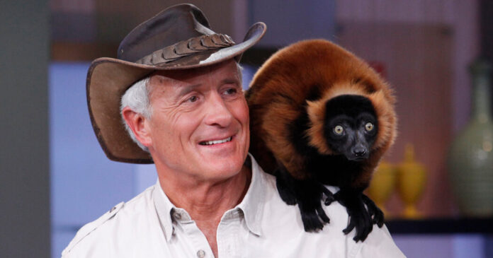 Celebrity Zookeeper Jack Hanna Has Dementia, His Family Says