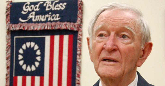 Charles Coolidge, Oldest Medal of Honor Recipient, Dies at 99