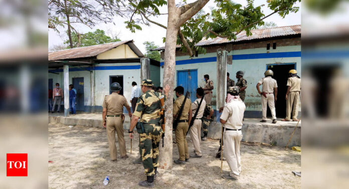 Cooch Behar violence mars 4th phase voting in Bengal: Top developments | India News - Times of India
