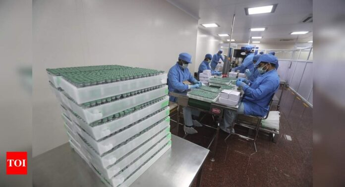 Covid-19: Vaccine hoarding set to backfire on rich nations as India reels | India News - Times of India