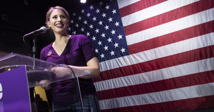 Former Rep. Katie Hill loses first round in her lawsuit alleging revenge porn