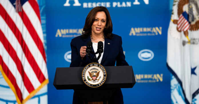 Harris is in North Carolina to deliver her first major economic address as vice president.