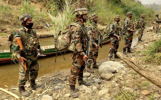 Meth, gold and arms — How Assam Rifles is trying to stop them from entering Mizoram