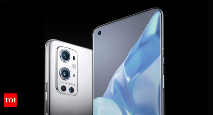OnePlus 9 Pro users complain about overheating issues, fix coming soon - Times of India