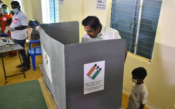 Tamil Nadu Assembly elections | Close of poll from all constituencies