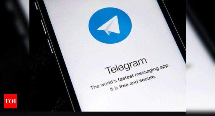 Telegram to get this WhatsApp feature next month - Times of India
