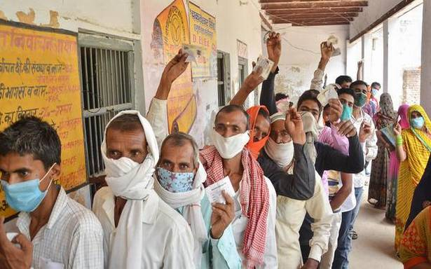 U.P. panchayat elections turned deadly for those on duty