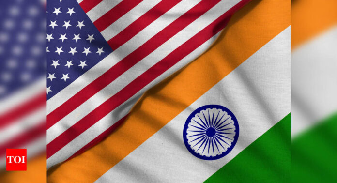 US lays strategy to counter China, strengthen ties with India, allies | India News - Times of India