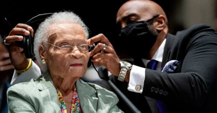 At 107, 106 and 100, Remaining Tulsa Massacre Survivors Plead for Justice