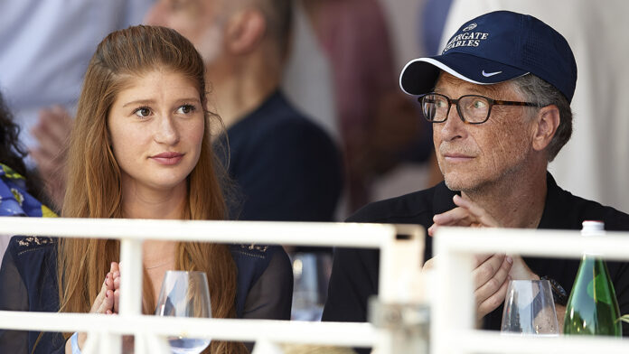 Bill and Melinda Gates' daughter Jennifer calls their divorce 'a challenging stretch of time'