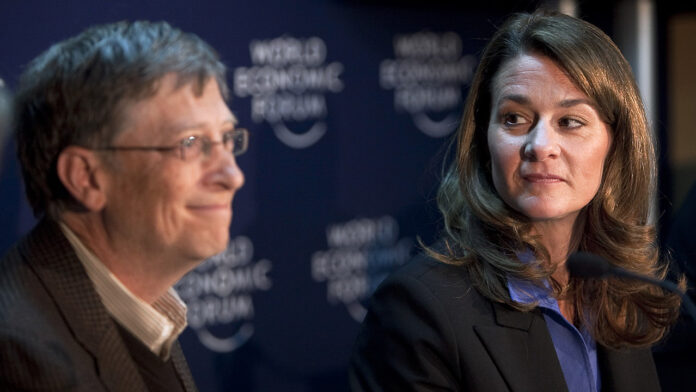 Bill and Melinda Gates started as workplace romance that turned into 27 years of marriage