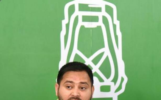 COVID-19 surge: As Captain of the ship, Modi should take responsibility for this mess: Tejashwi Yadav