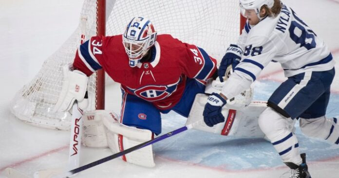 Call of the Wilde: Montreal Canadiens come from behind once again, beat Maple Leafs 3-2